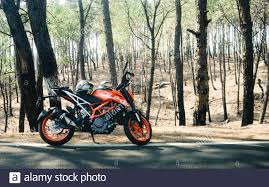 KTM Corner Rocket Duke as one of the good motorcycle for novices.