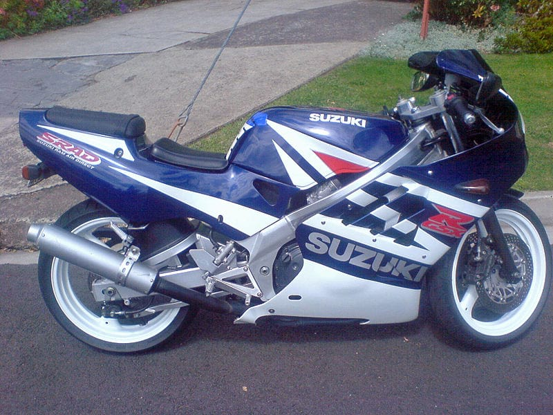 Suzuki GSX250R as one of the good motorcycle for novices.