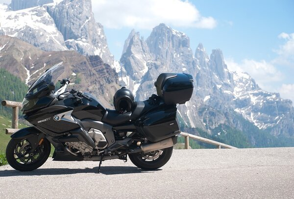 How To Choose A Touring Motorcycle