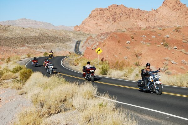 How To Stay Comfortable When Riding Motorcycle In Hot Weather