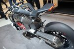 Energica EGO and Lightning LS218 - Electric motor