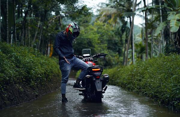 How To Start A Motorcycle After Rain