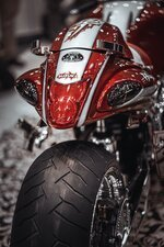 Quality and Type of motorcycle Tires