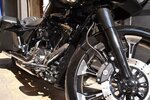 Suspension and brakes of CVO-Limited