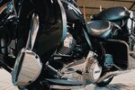 Transmission of energica and lightning motorcycles