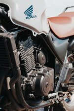 cause of Motorcycle Engine Running Rich
