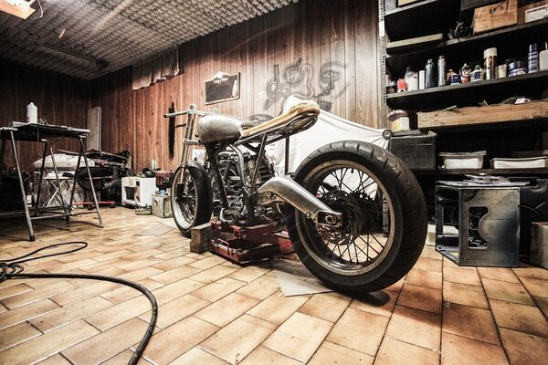Can You Repair A Cracked Motorcycle Frame