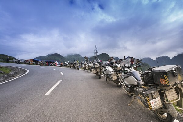 Common Problems Motorcycle Bikers Face During Long-Distance Rides