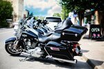 Weight of Harley Davidson Road Glide Motorcycle